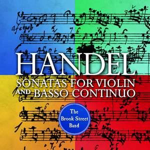 Handel: Sonatas For Violin and Basso Continuo