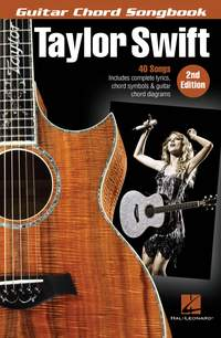 Taylor Swift - Guitar Chord Songbook - 2nd Edition