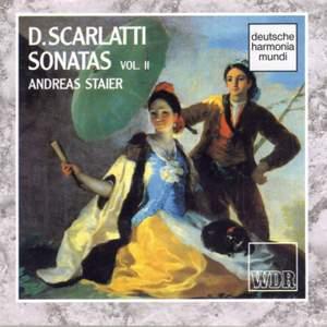 Scarlatti: Sonatas Vol.2