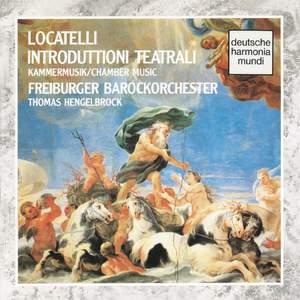 Locatelli: Introduttioni Teatrali