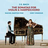 JS Bach: The Sonatas for Violin & Harpsichord