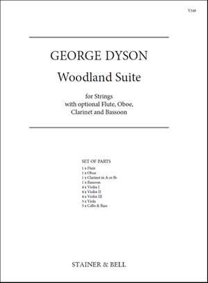 George Dyson SATB Benedicite In F Vocal Score