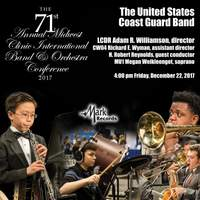 2017 Midwest Clinic: The United States Coast Guard Band, Concert 1 (Live)