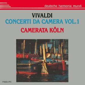 Vivaldi: Concerti da Camera Vol. 1