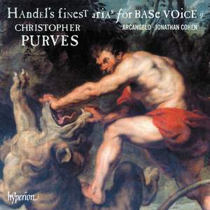 Handel's Finest Arias for Base Voice, Vol. 2 Product Image