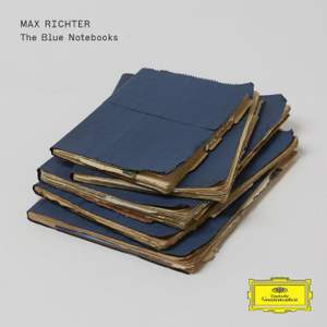 Max Richter: The Blue Notebooks - Vinyl Edition