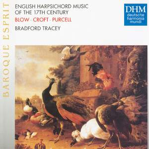 English Harpsichord Music of the 17th Century