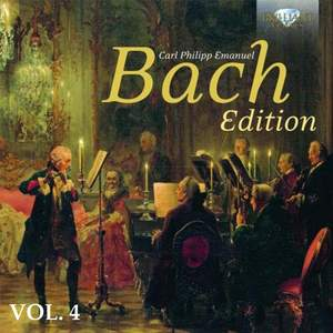 C.P.E. Bach Edition, Vol. 4