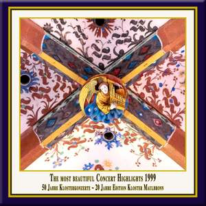 Anniversary Series, Vol. 2: The Most Beautiful Concert Highlights from Maulbronn Monastery, 1999 (Live) Product Image