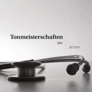Kander, Murphy, & Schumann: Tonmeisterschaften 2011