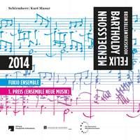 Lévy, Hoffmann & Aperghis: FMBHW 2014 - 1. Preis (Ensemble Neue Musik)