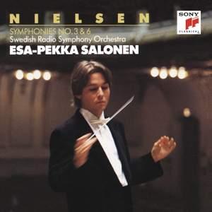 Nielsen: Symphonies Nos. 3 & 6 Product Image