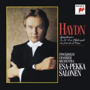 Haydn: Symphonies Nos. 22, 78 & 82