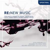 Ivicevic & Riegler: Re: New Music from Croatia, Slovakia and Austria