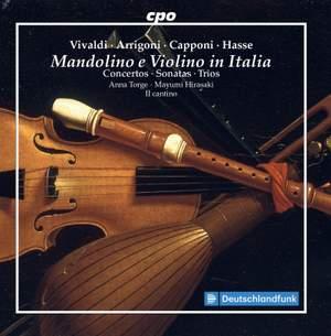 Mandolino e Violino in Italia