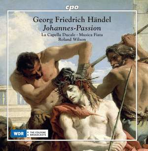 Händel: Johannes-Passion Product Image