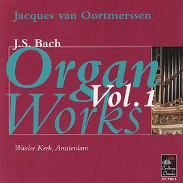 J.S. Bach: Organ Works Vol. 1