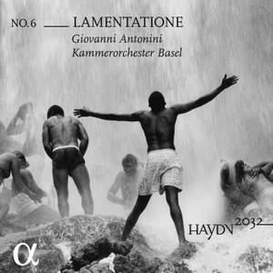 Haydn 2032 Volume 6 - Lamentatione Product Image