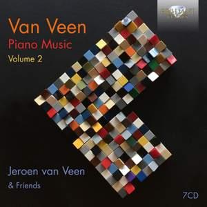 Van Veen: Piano Music Volume 2 Product Image