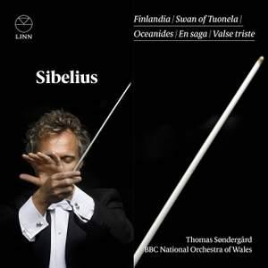 Sibelius: Finlandia, En Saga, The Swan of Tuonela, The Oceanides, Valse Triste, King Christian II Suite Product Image