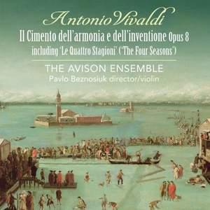 Vivaldi: Il cimento dell'armonia e dell'inventione - 12 concerti, Op. 8