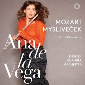 Mozart & Myslivecek: Flute Concertos