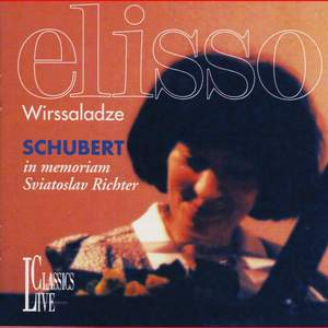 Schubert: In Memoriam Sviatoslav Richter