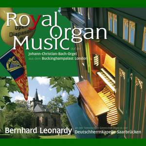 Bach, Purcell, Cook, Lemare, Stanley & Williams: Royal Organ Music
