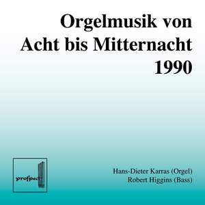Orgelmusik Von 8 Bis 12 (1990)