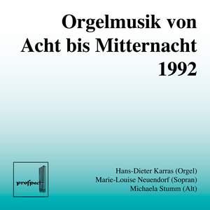 Orgelmusik Von 8 Bis 12 (1992)