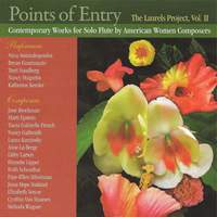 Suskind, Lipper, Brockman, Maanen, Kaminsky, Wagner, Laberge, Vercoe, Silverman, Epstein, Schonthal, French, Larsen & Galbraith: Points of Entry - The Laurels Project Vol. 2