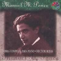 Manuel M. Ponce Obra Completa para Piano