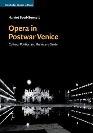 Opera in Postwar Venice