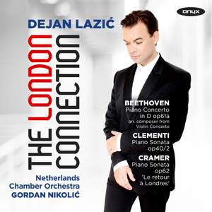 The London Connection: Beethoven. Clementi. Cramer