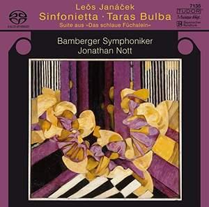 Janacek: Sinfonietta, Taras Bulba & The Cunning Little Vixen Suite