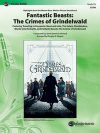 Howard, J: Crimes of Grindelwald (c/b score)