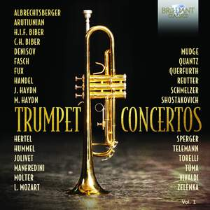 Manfredini, F: Concerto for 2 Trumpets in D major, etc.