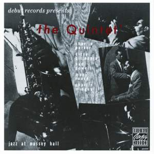 The Quintet: Jazz At Massey Hall Product Image