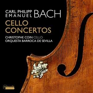 CPE Bach: Cello Concertos
