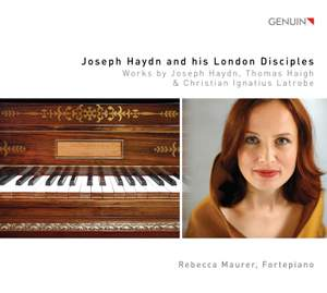 Joseph Haydn and His London Disciples Product Image