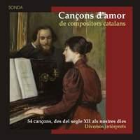 Cançons d'amor de compositors catalans