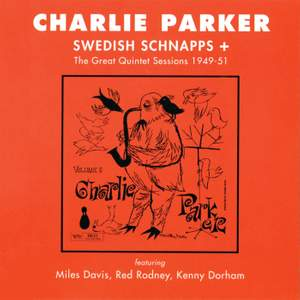 Swedish Schnapps + The Great Quintet Sessions 1949-51