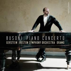 Busoni: Piano Concerto Product Image