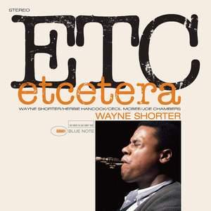 Wayne Shorter - Etcetera - Vinyl Edition