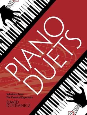 David Dutkanicz: Piano Duets
