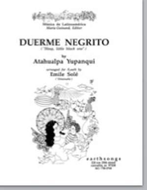 Emilio Sole: Duerme Negrito Product Image