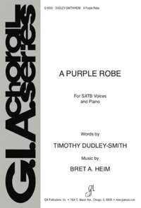 Bret Heim_Timothy Dudley-Smith: A Purple Robe