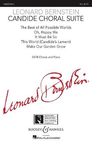 Leonard Bernstein: Candide Choral Suite