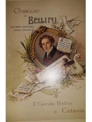 Omaggio a Bellini nel primo centenario