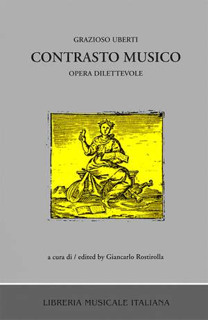 Giancarlo Rostirolla: Contrasto musico: opera dilettevole. Roma 1630